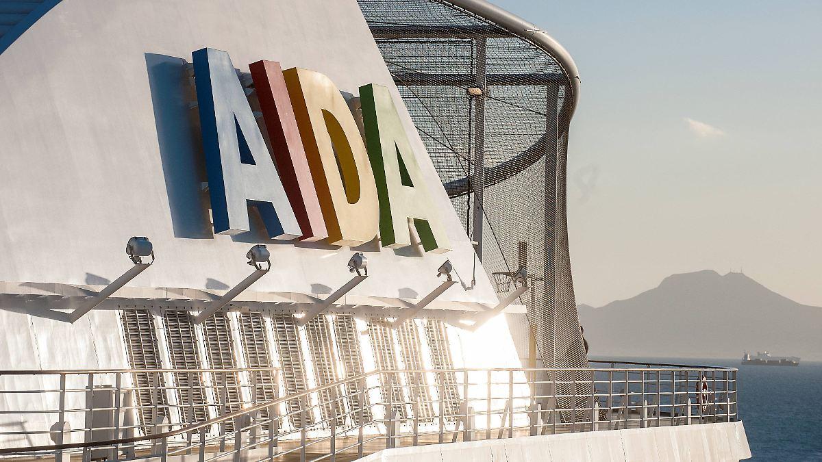 """Aida Mira"" fährt ohne Gäste nach Kapstadt"