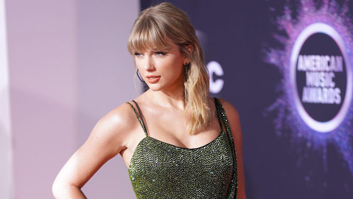 Musikvideo zeigt die kleine Taylor Swift