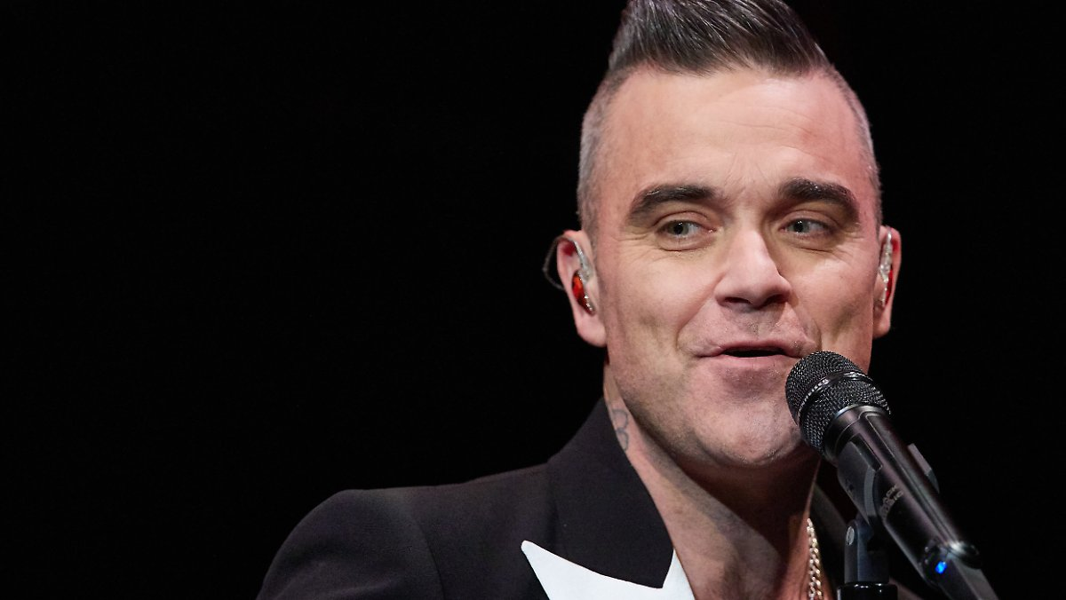 Robbie Williams stellt Presley-Rekord ein