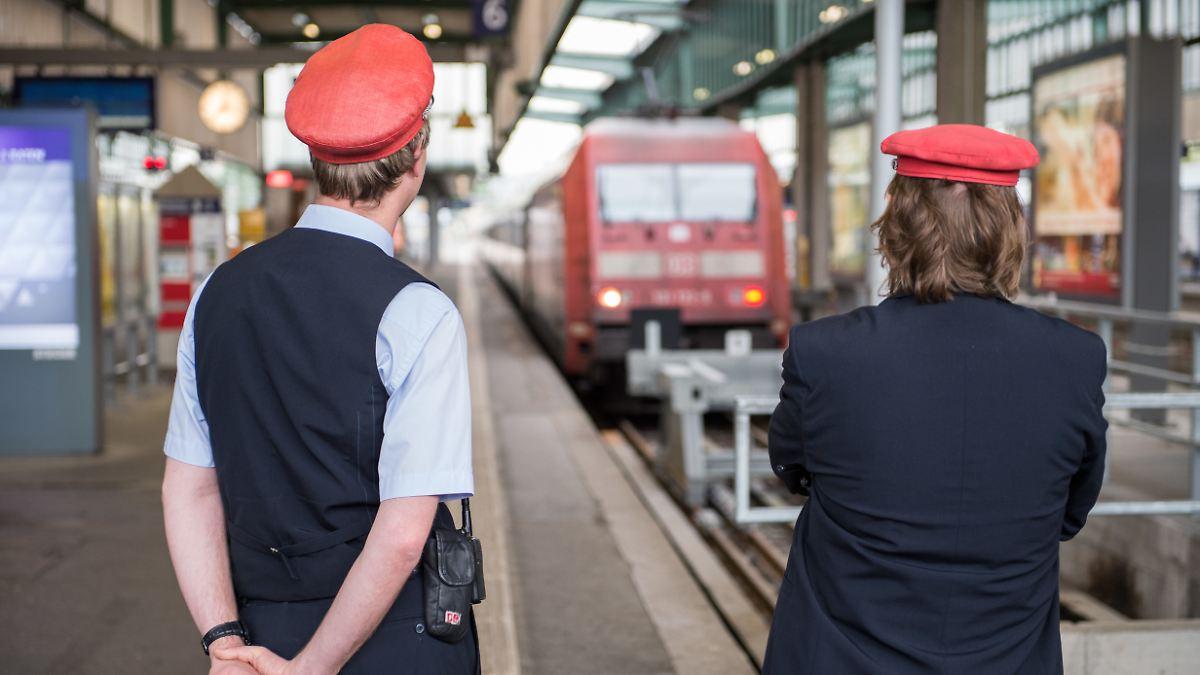 Bahn sucht 50.000 neue Mitarbeiter