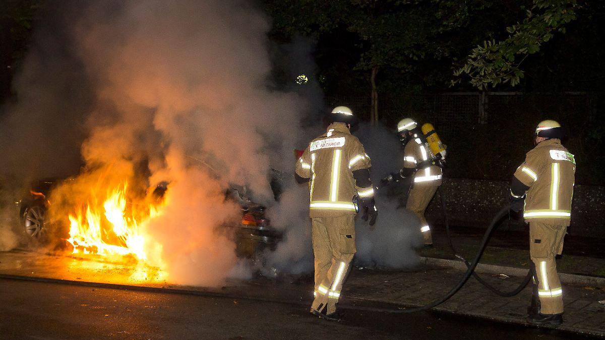 Sind Elektroautos brandgefährlich?