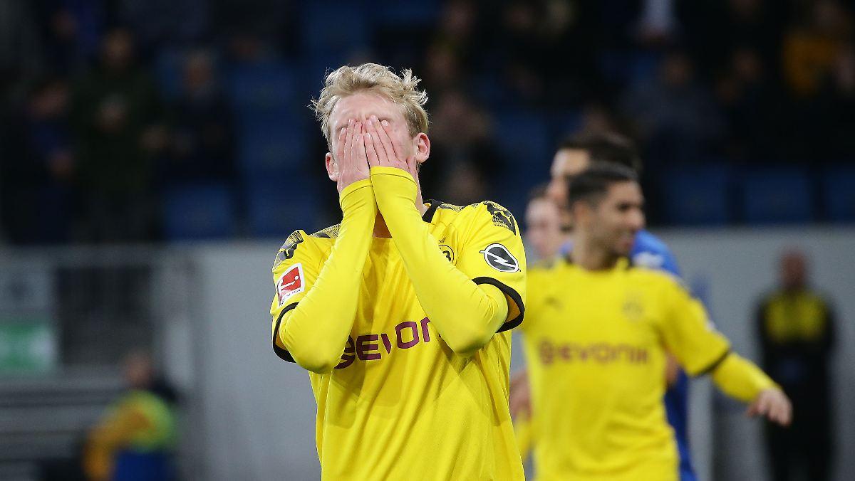 Borussia Dortmund? Unerklärlich.