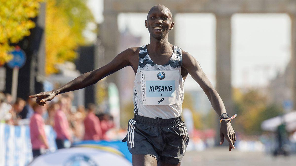Ex-Marathon-Weltrekordler Kipsang wegen Doping-Verstößen suspendiert