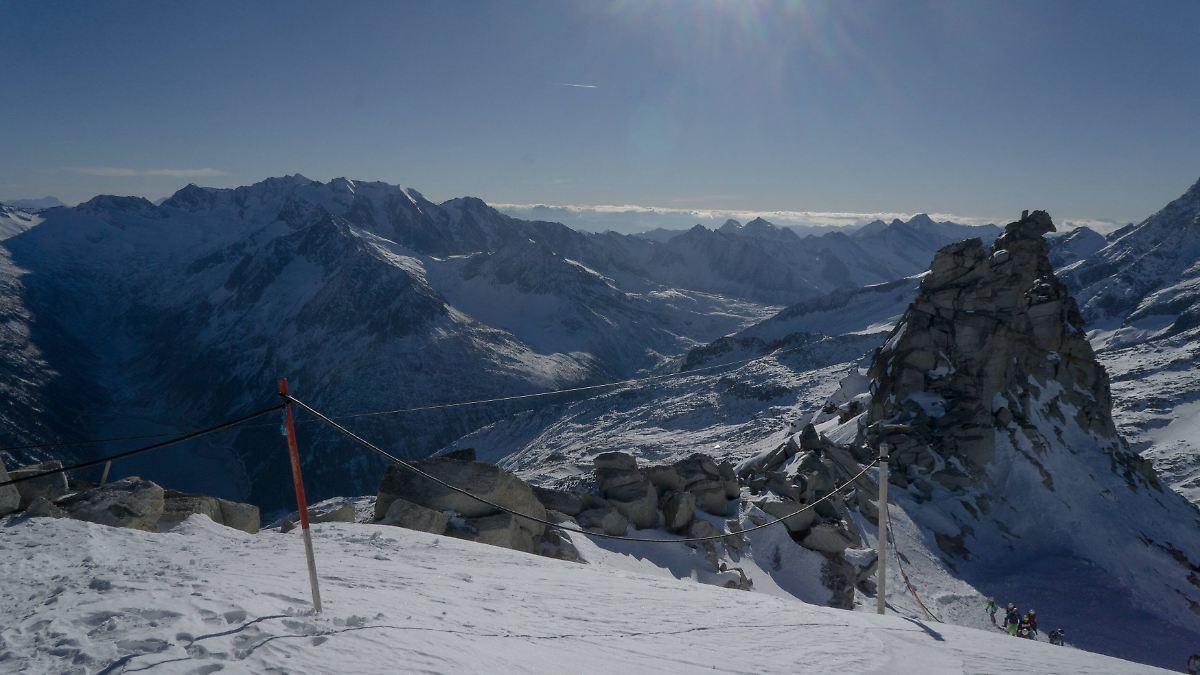 Zwei deutsche Männer sterben beim Skifahren