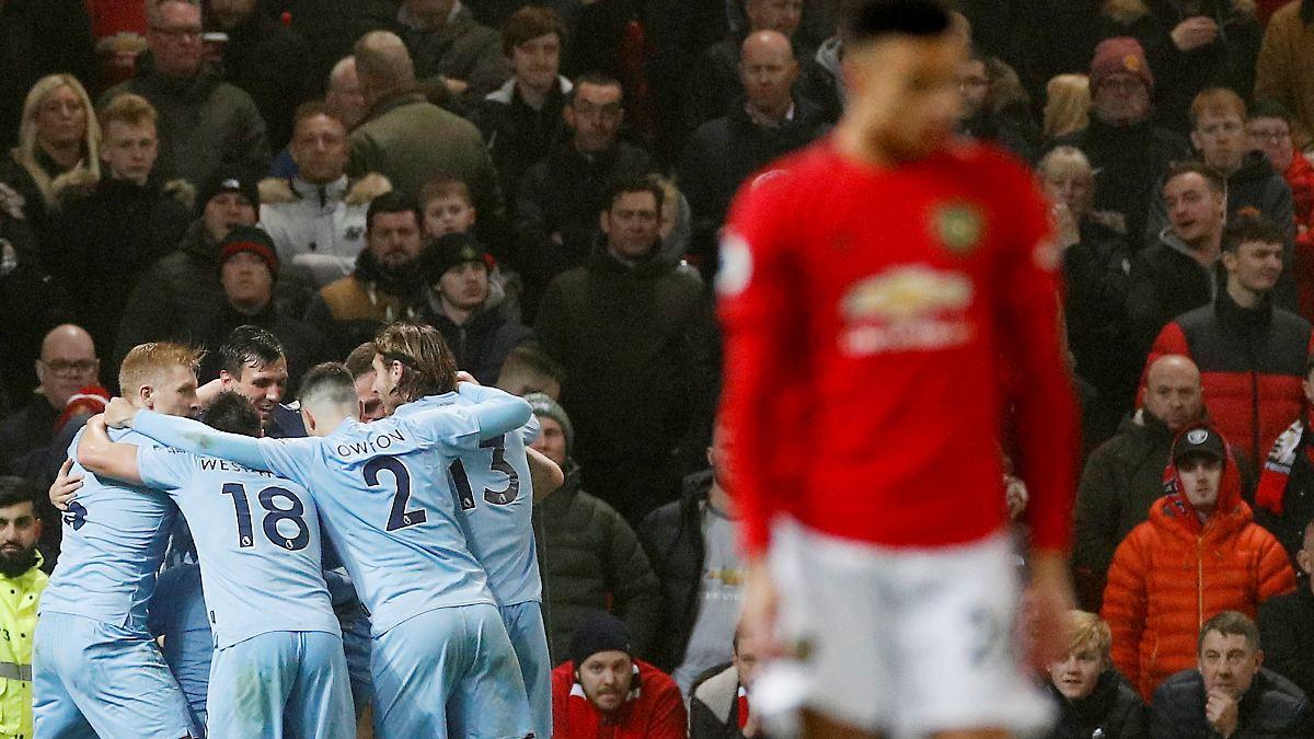Manchester United blamiert sich