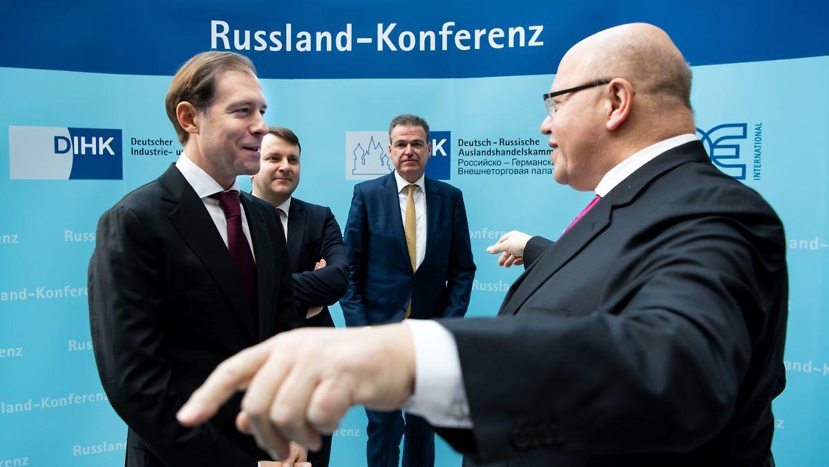 """Russland könnte """"blauen Wasserstoff"""" liefern"""