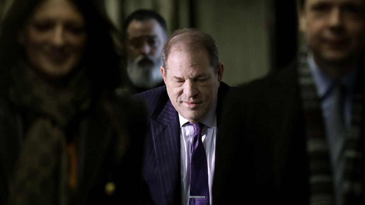 Weinstein-Prozess droht zu platzen