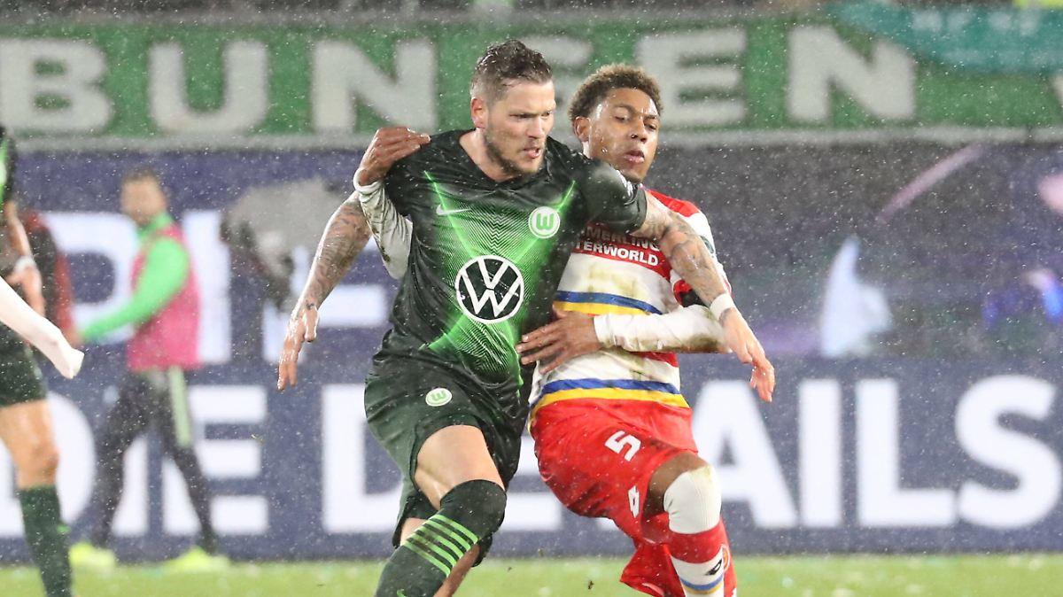 VfL Wolfsburg fertigt Mainz 05 ab
