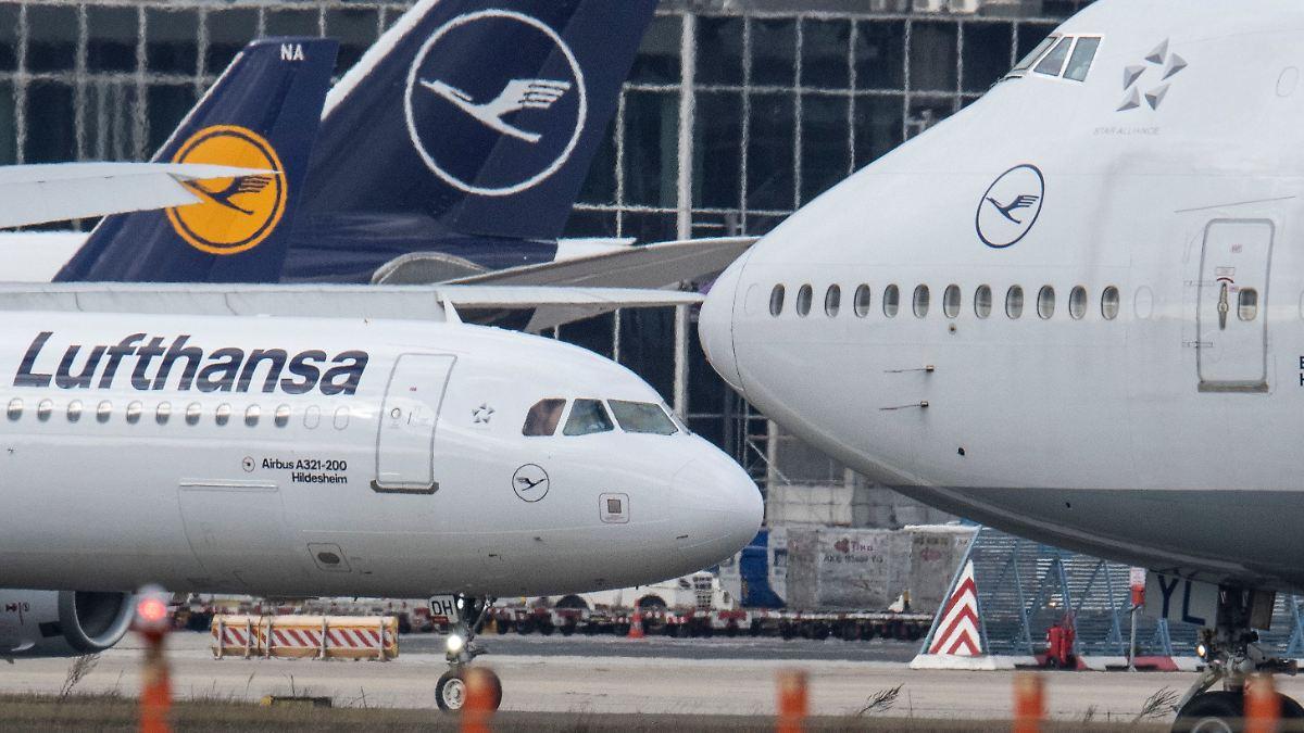 Lufthansa bekämpft Viruskrise mit Sparpaket