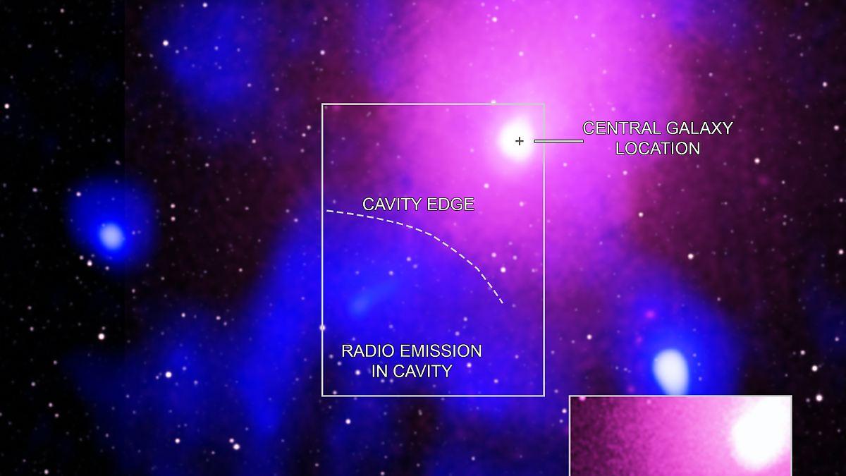 Mega-Explosion im Universum gemessen