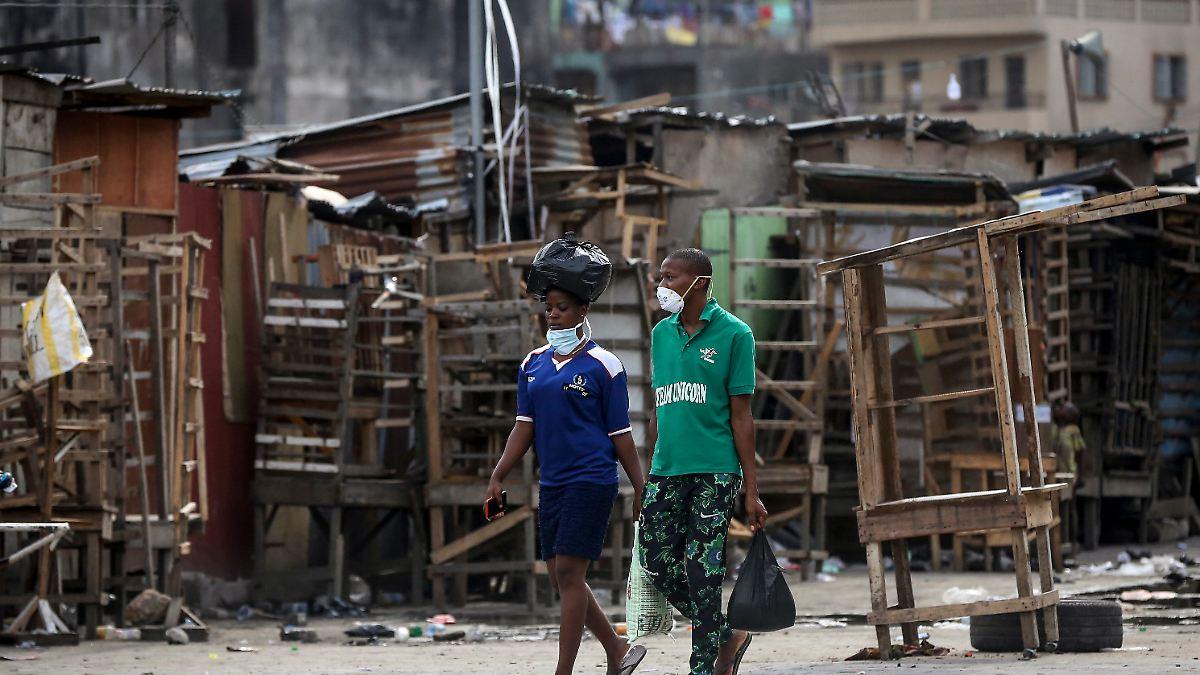 Müller befürchtet neue Gewalt in Afrika
