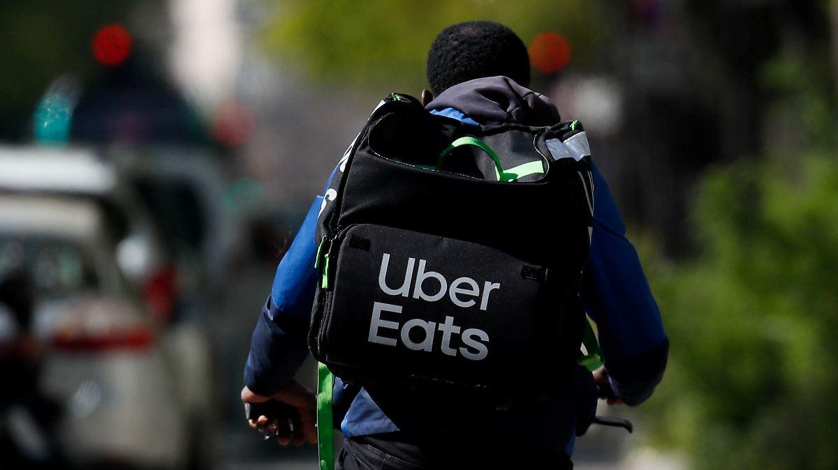 Uber will Grubhub übernehmen