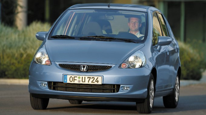 Rückruf Honda Jazz: Ausfall des Abblendlichts möglich - n-tv.de