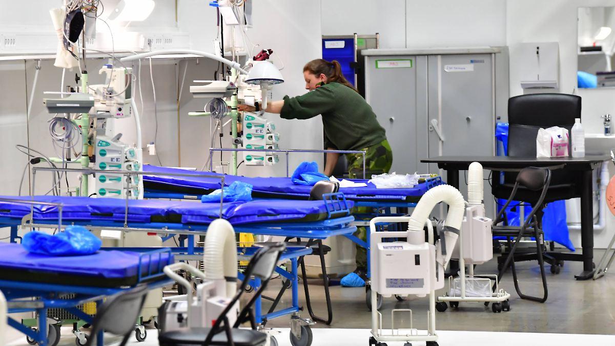 Schweden meldet Tag ohne Corona-Tote