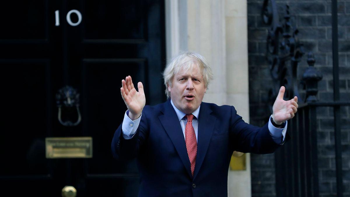 Johnson verkündet Lockerungen