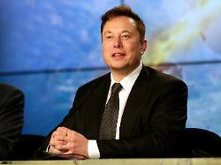Zahltag bei Tesla: Vergütungsplan geht für Musk voll auf