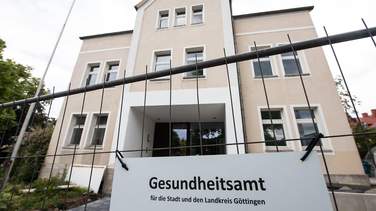 Göttingen sucht weitere Kontaktpersonen