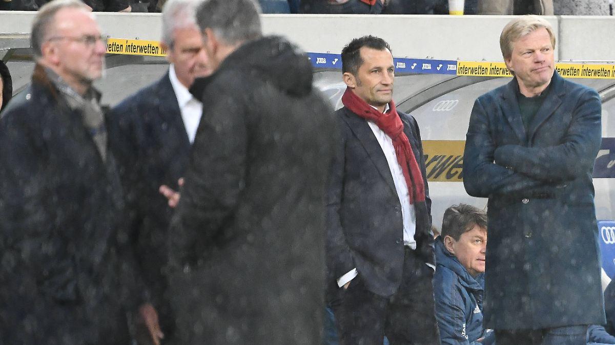 Der FC Bayern stiftet kalkulierte Verwirrung
