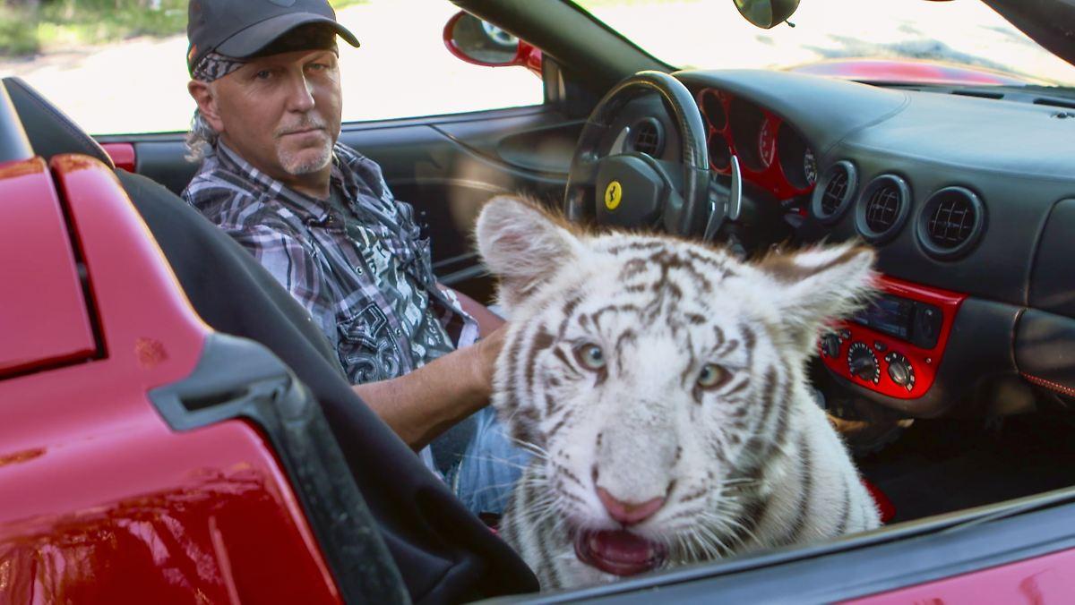 """Nach """"Tiger King"""": Jeff Lowe soll eigene Reality Show bekommen"""