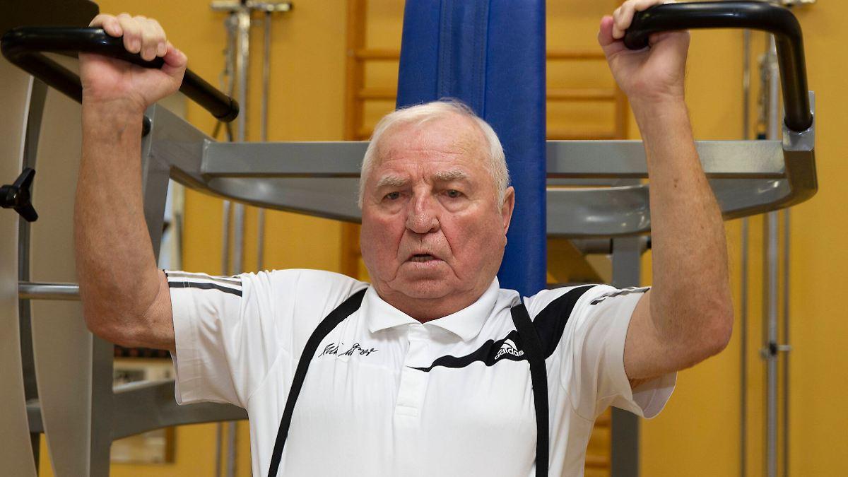 Box-Legende Wegner ist wieder in der Klinik