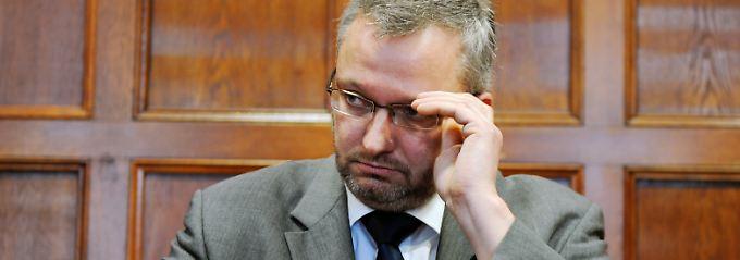 Der ehemalige Geschäftsführer der CDU-Landtagsfraktion, Markus Hebgen, griff mehrfach in die Fraktionskasse.