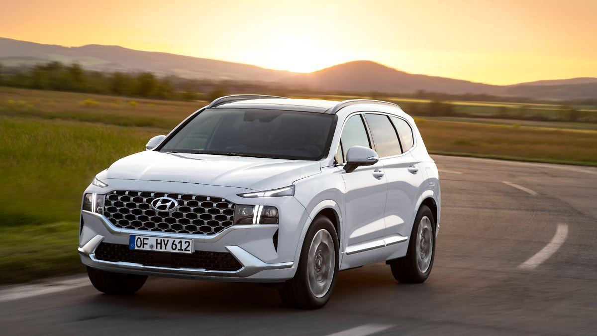 Hyundai Santa Fe - weit mehr als ein Facelift