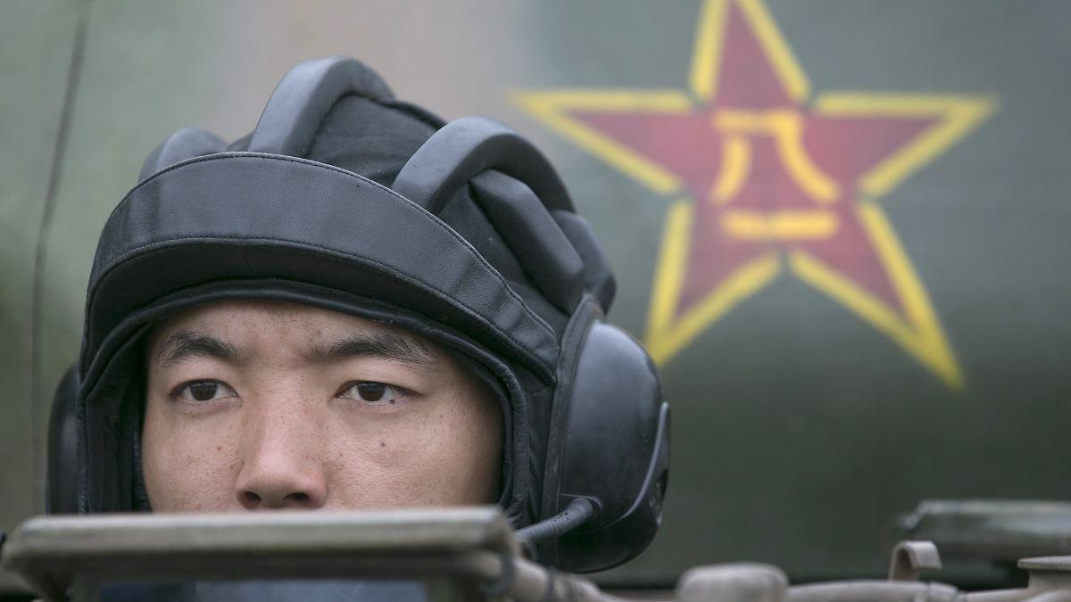 China rüstet Militär in Afrika auf