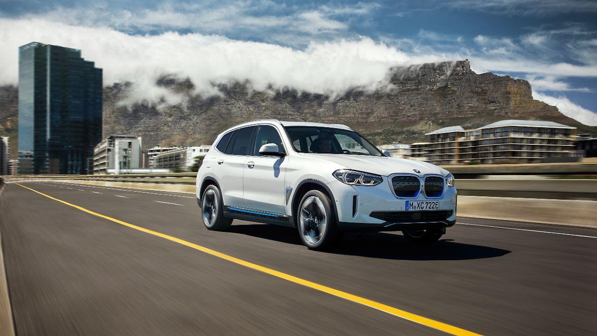 iX3 - BMW startet neue E-Offensive