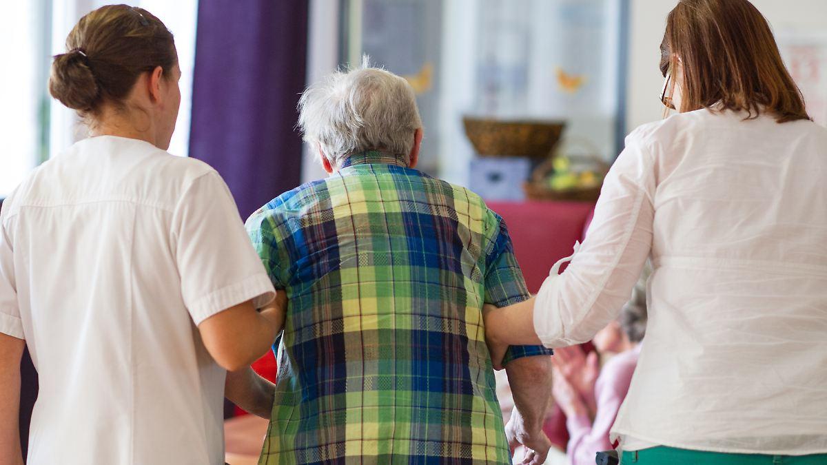 Pflege-Petition schafft es in den Bundestag