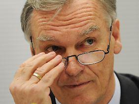 BKA-Chef Ziercke fordert, dass das Chip-Tan-Verfahren zum Standard wird.