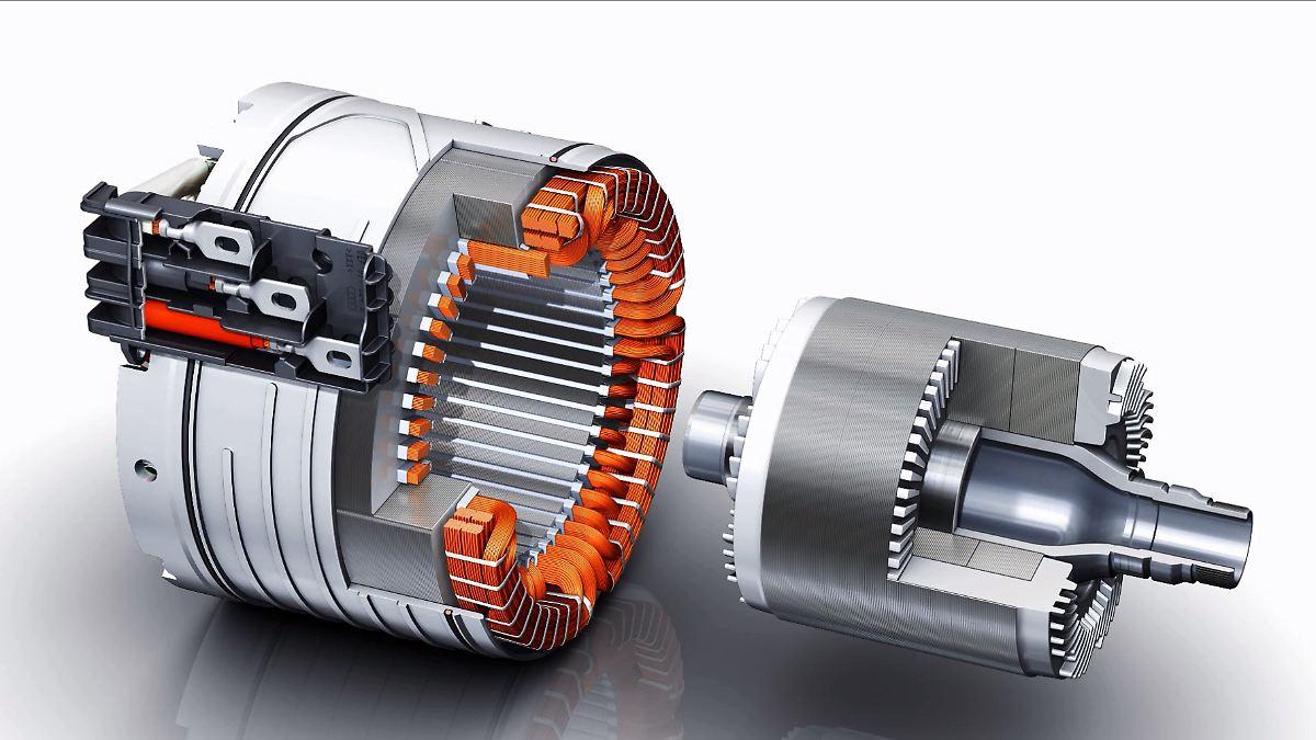 Motoren in Elektroautos sind nicht gleich