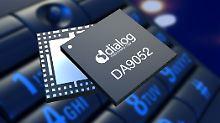 Tradingchancen mit (Turbo)-Calls: Dialog Semiconductor mit hohen Zielen