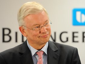 Roland Koch übernimmt am 1. Juli den Vorstandsvorsitz.