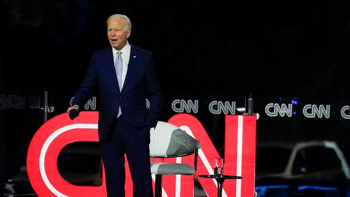 Biden: Wahlsieger soll Ginsburg-Nachfolge bestimmen