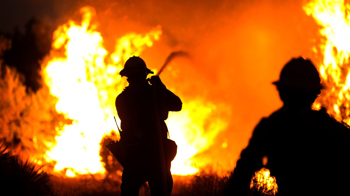 Waldbrände in USA zerstören Gemeinden