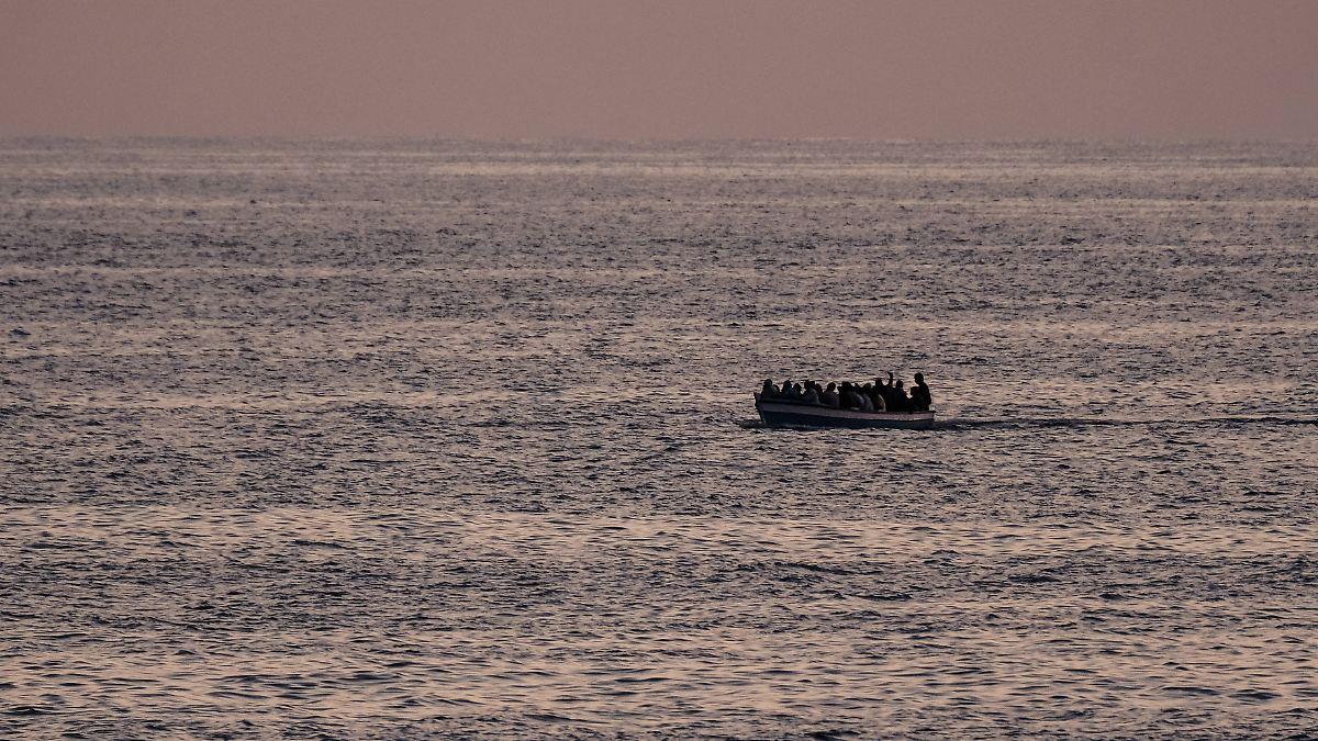 Flüchtlinge ertrinken im Ärmelkanal