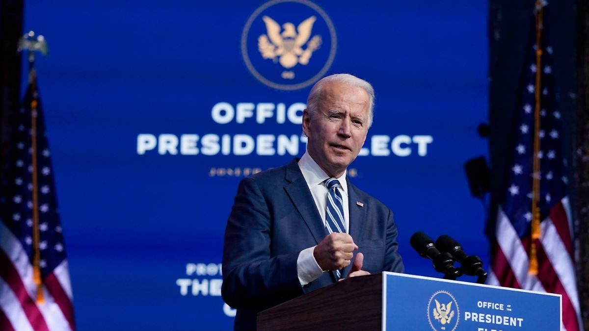 Biden-Sieg in Georgia bestätigt