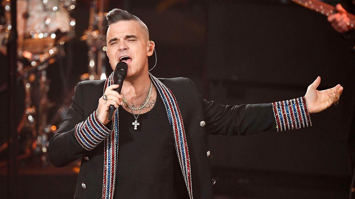 Robbie Williams gründet neue Band
