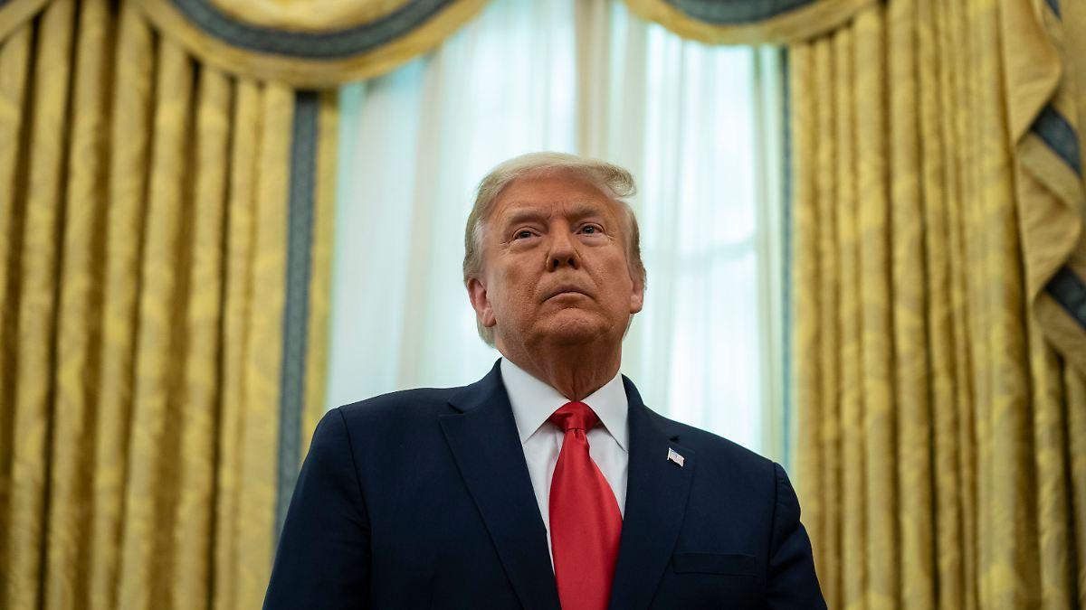 Trump klagt auf Neuwahl in Georgia