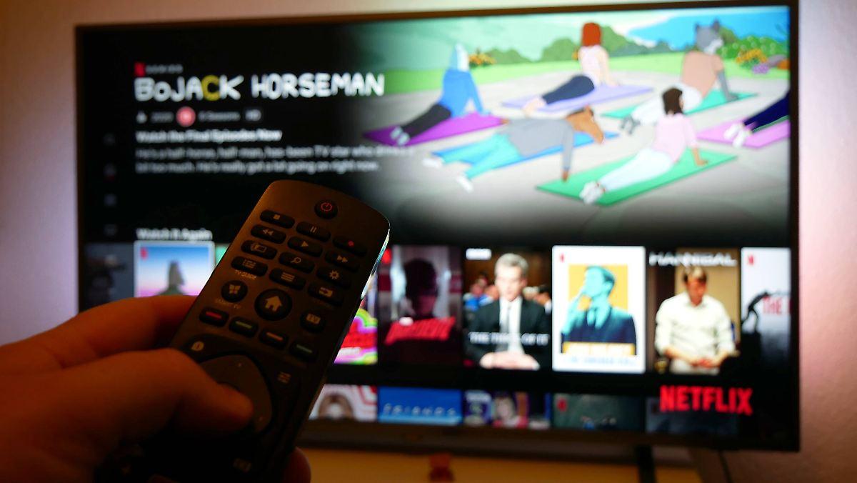 Netflix knackt Rekordmarke
