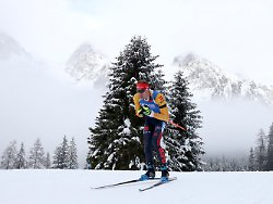 Letzter Weltcup vor der WM: Deutschen Biathleten geht Kraft und Luft aus