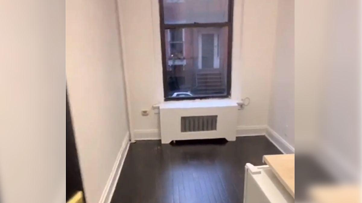 21 Millionen Views auf Tiktok:New Yorker Mini-Wohnung wird Internethit - n-tv NACHRICHTEN