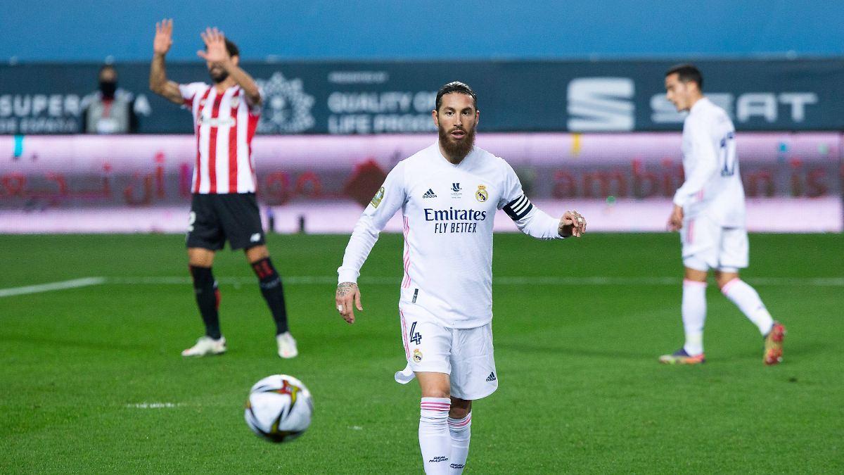Operation und keine Einigung:Ramos wird jetzt zu Reals Problemprofi - n-tv NACHRICHTEN
