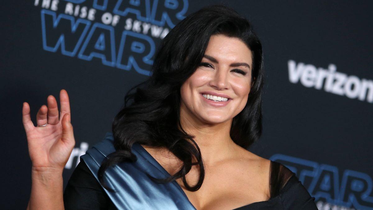 Gina Carano zeigt keine Reue:Gefeuerter Disney-Star dreht eigenen Film - n-tv NACHRICHTEN