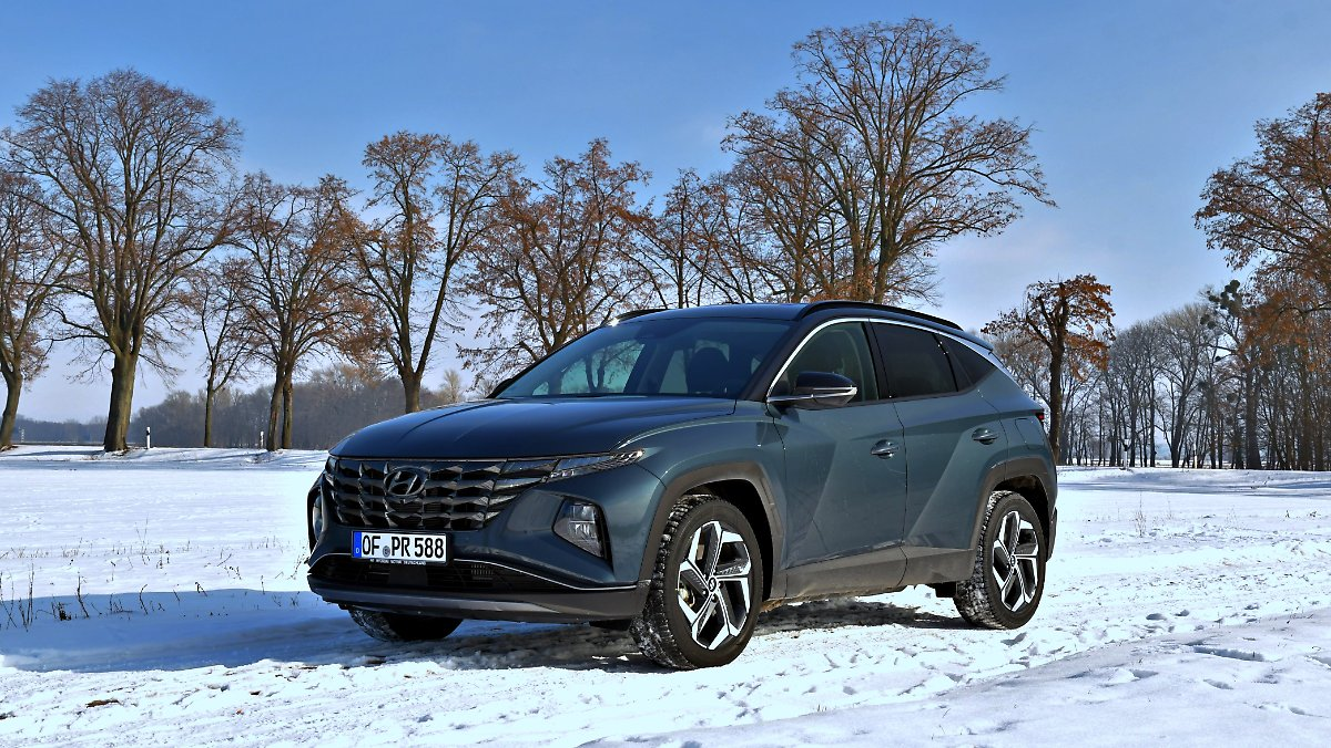 Mal was anderes am Start:Hyundai Tucson - der wilde Hybrid im Test - n-tv NACHRICHTEN