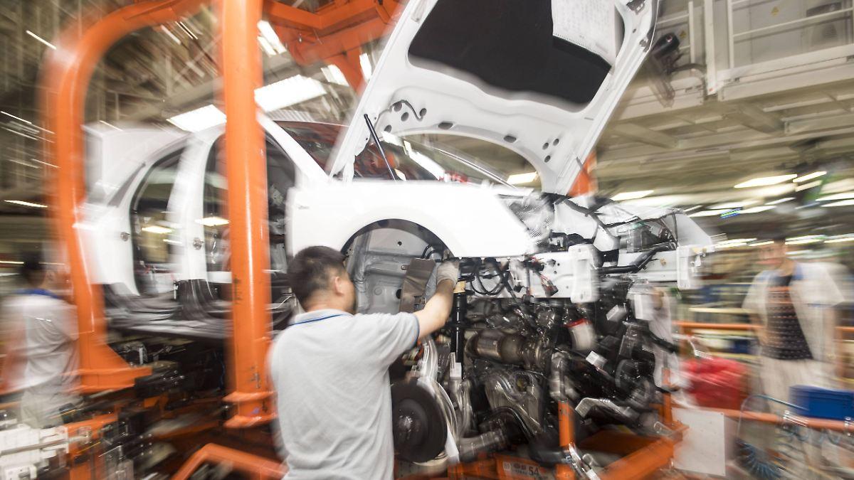 Andere Kunden sind wichtiger :Chiphersteller lassen Autobauer auflaufen - n-tv NACHRICHTEN