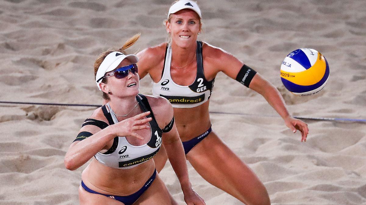 Zoff um Beach-Turnier in Katar: Sportlerinnen dürfen im Bikini antreten