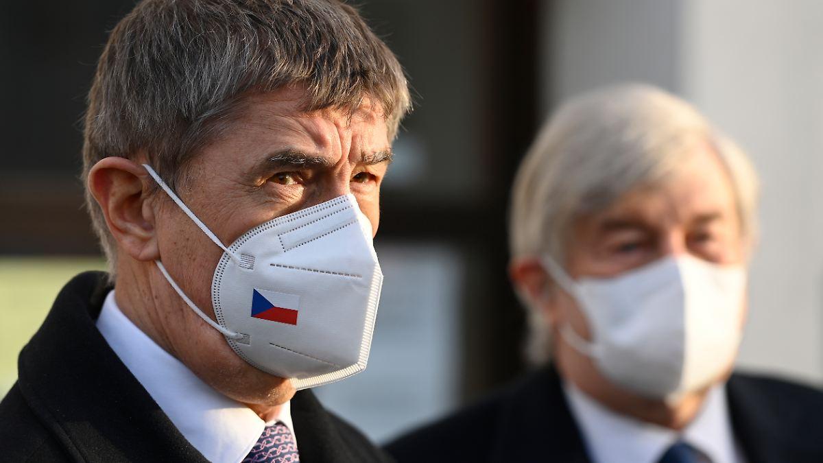 Tschechien schränkt Bewegungsfreiheit ein