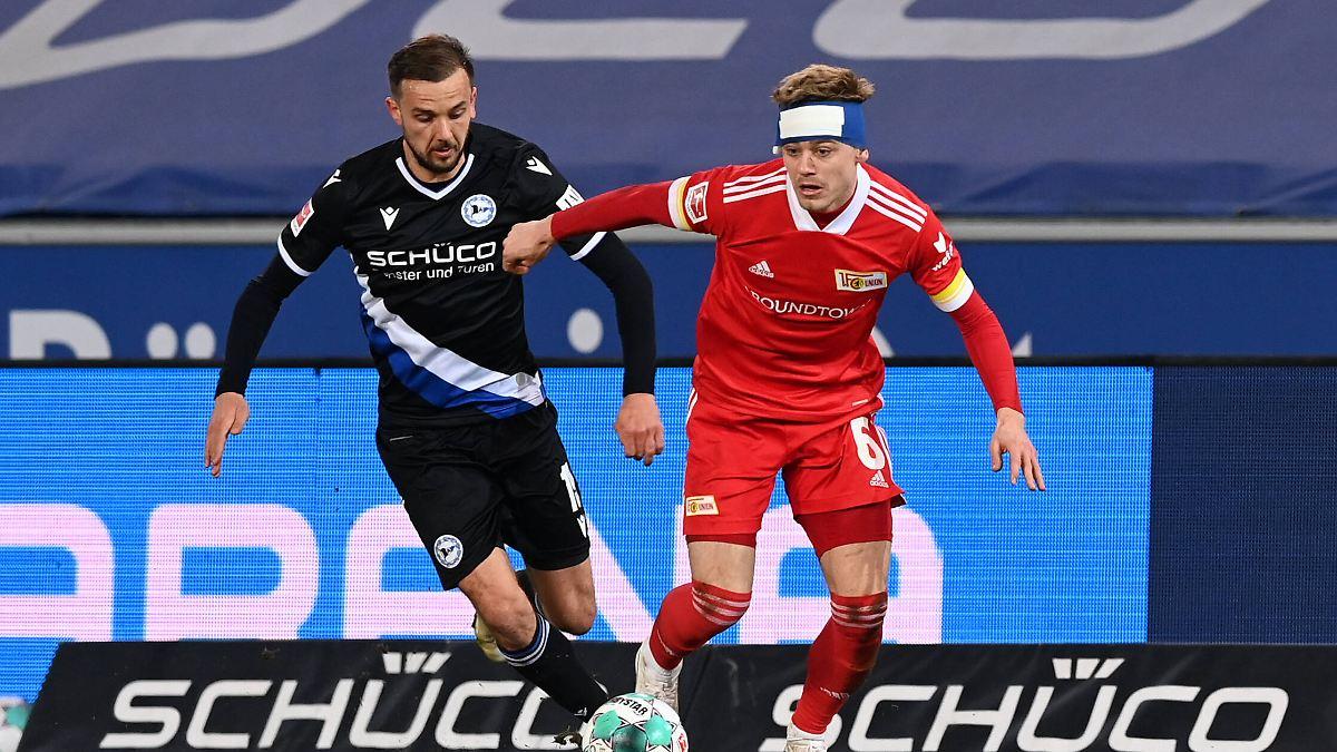 10 Minuten Nachspielzeit:Union macht nur wenig Druck auf den BVB - n-tv NACHRICHTEN