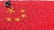 Big Player am Rohstoffmarkt: Hungriger Drache China
